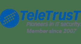 Teletrust Member since 2007_266x147